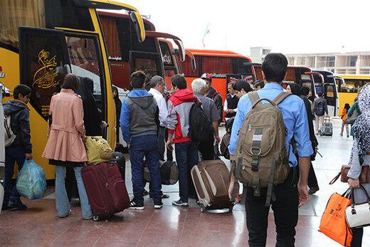 معاون وزارت میراث فرهنگی: مردم در نوروز بدون تور سفر کنند مسئولیتی نمیپذیریم