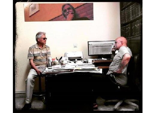 توضیحات هوشنگ گلمکانی و عباس یاری درباره کنار گذاشتهشدن عجیبشان از ماهنامه فیلم