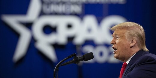 ادعای تازه ترامپ درباره حمله به کنگره
