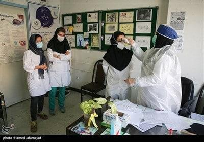 آغاز فاز دوم واکسیناسیون کادر درمان علیه ویروس کرونا در ایران