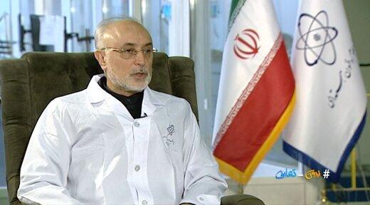 صالحی خبر داد:از ۱۳۳ دستاورد سازمان انرژی اتمی رونمایی میشود