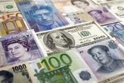 افزایش ارزش دلار در برابر پوند و یورو