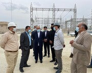 دورخیز قشم برای تامین ۳۲۰ مگاوات برق جدید