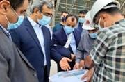تکمیل روند ساخت پایانه جدید فرودگاه بین المللی کیش دربهار۱۴۰۰