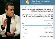 سمنانی ها دوست دارند علی کریمی رئیس فدراسیون فوتبال شود