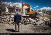 ایران ماه گذشته ۸۰۰ بار لرزید