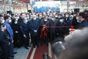 آغاز تولید کامیونت ایرانی با استاندارد اروپا در قزوین