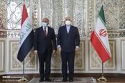 Iraqi, Iranian FMs confer