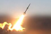 ببینید | حمله موشکی به پایتخت عربستان