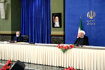 روحانی: عید ۱۴۰۰ مانند سال ۹۹ است، حتی سخت تر