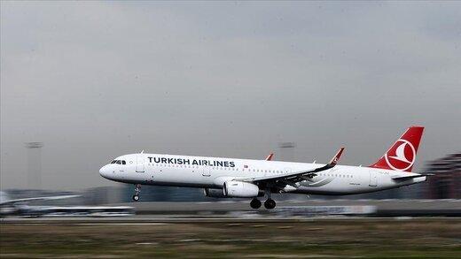 برقراری پروازهای ترکیش ایرلاین به ارومیه