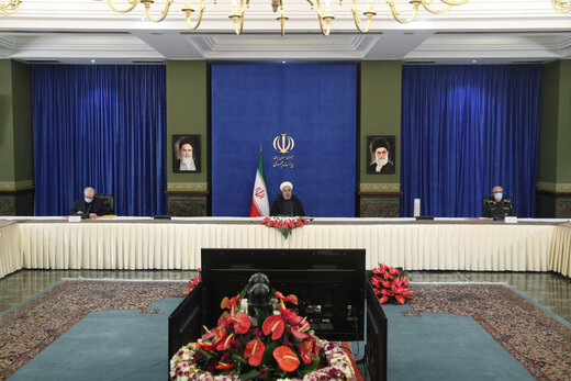 People should observe protocols even in normal COVID-19 conditions: Rouhani