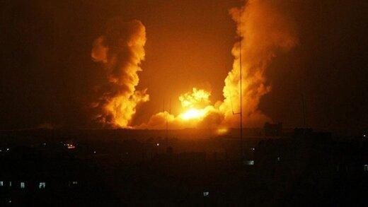 هدف بایدن از حمله به نیروهای مقاومت در شرق سوریه چه بود؟