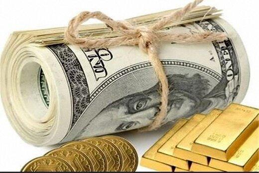 قیمت سکه، طلا و ارز ۱۴۰۰.۰۲.۱۵ / نرخ خرید دلار وارد کانال ٢٠ هزار تومان شد