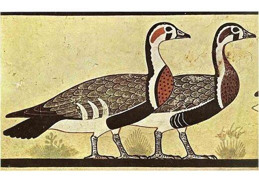 کشف رازِ یک نقاشی باستانی مصر