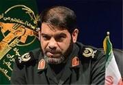 فرمانده سپاه استان کرمان: در جنگ نرم ۸۸ این توده ملت بودند که از نخبگان جلو زدند