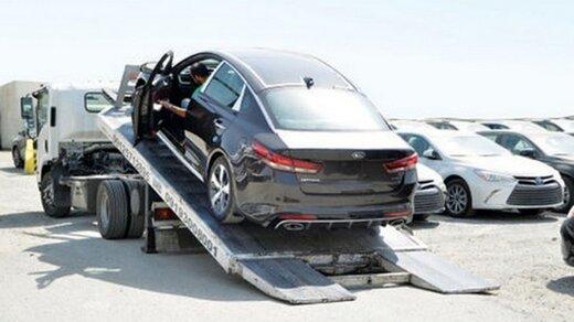 تعرفه واردات خودرو در سال آینده تعیین شد