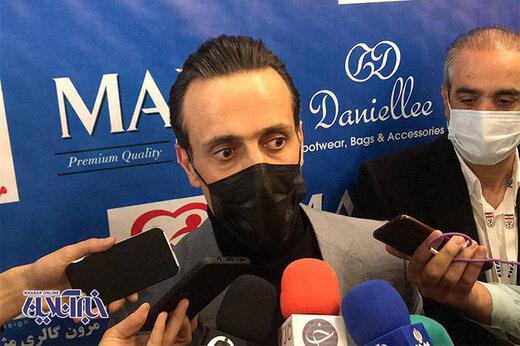 ببینید | اولین مصاحبه آتشین علی کریمی بعد از اعلام نتایج انتخابات فدراسیون فوتبال