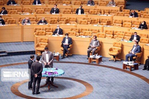 تصاویری از انتخابات مجمع انتخاباتی فدراسیون فوتبال