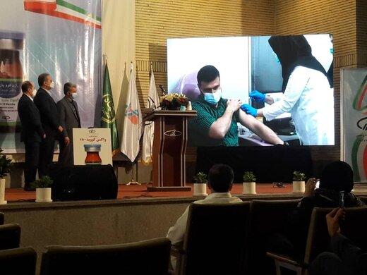 Iranian COVID-19 vaccine undergoes clinical test