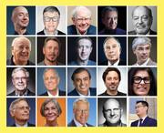 ثروتمندترین فرد جهان کیست؟ / بهروز رسانی فهرست ثروتمندان جهان