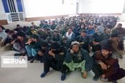 توضیح پلیس درباره بازداشت اتباع افغانستان مقابل سفارت آن کشور