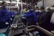 ببینید | آیین آغاز تولید انبوه گیربکس ششسرعته ایرانخودرو