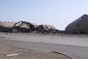 ببینید | تصاویر بیسابقه از اصابت موشکهای نقطهزن ایران به عینالاسد