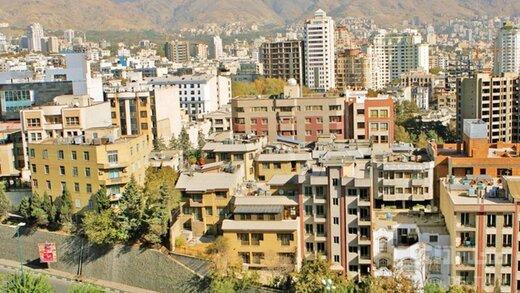 آخرین قیمت ها در بازار مسکن شرق و غرب تهران