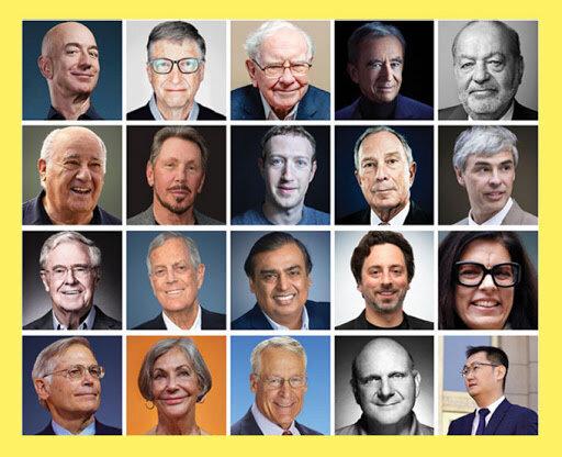 کرونا ثروت میلیاردرها را چقدر افزایش داد؟