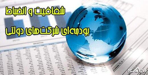 الزام دولت به شفافیت و انضباط مالی در ۱۴۰۰ / تکلیف شرکت های دولتی به ثبت  اطلاعات در سامانه«پاکنا» 