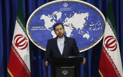 "Three Persian Gulf islands ""inseparable"" parts of Iran: Spox"