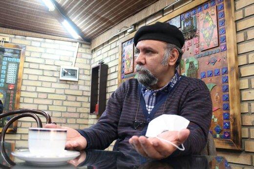 امیر دژاکام: برای یک سریال، به اندازه ۲۰ سال کار در تئاتر، دستمزد گرفتم