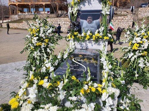 مراسم اولین سالگرد گرامیداشت قهرمان فقید «سیامند رحمان» برگزارشد