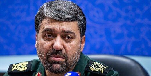 حکم جدید فرمانده کل سپاه برای سازمان بسیج مستضعفین
