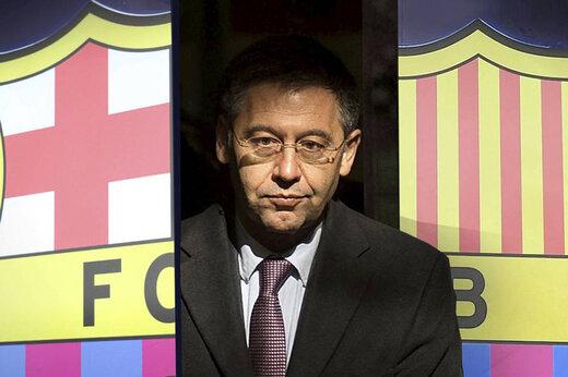 ببینید | ماجرای دستگیری رئیس سابق بارسلونا و حضور پلیس در باشگاه