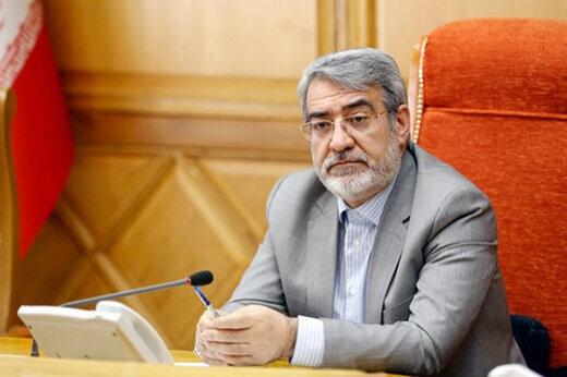 ببینید | شفافسازی وزیر کشور در خصوص محدودیت سفرهای نوروزی