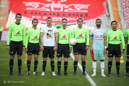 لیگ برتر فوتبال / پرسپولیس ۱ - سایپا ۰