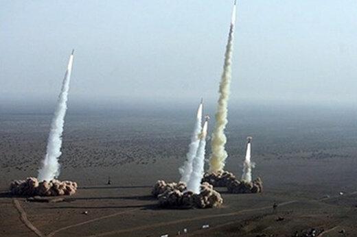 ببینید   پنتاگون فیلمی از حمله موشکی سپاه به عینالاسد را منتشر کرد