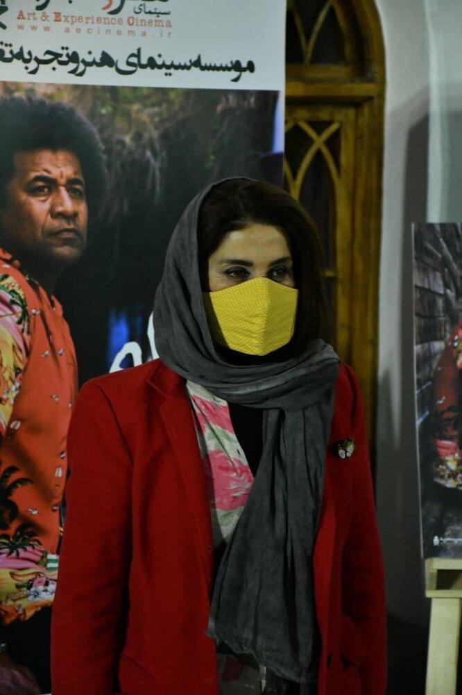 خوشحالی فاطمه معتمدآریا از ساخت مستند «سبالو» به کارگردانی محسن نساوند