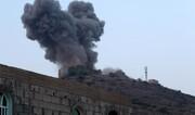 ببینید | حملات شدید جنگندههای سعودی به مناطق مسکونی صنعا