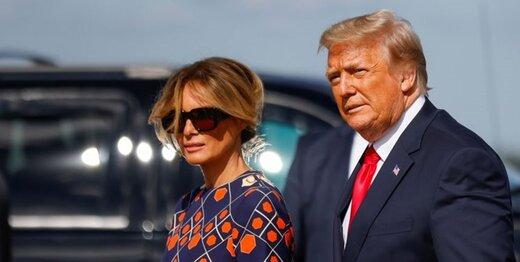 مخفیکاری کاخ سفید درباره ترامپ لو رفت