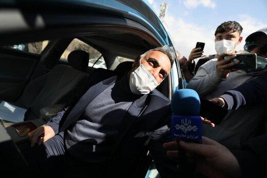 فریم به فریم از جدایی محمود فکری از استقلال