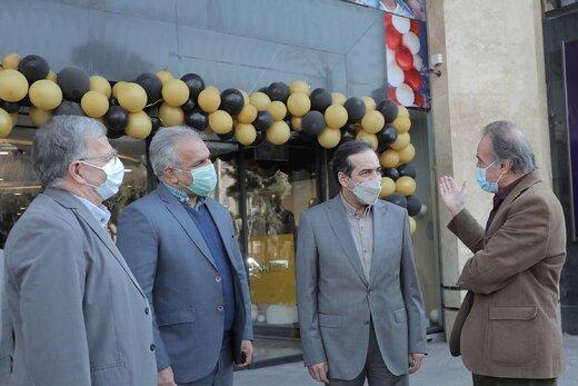 حسین انتظامی: گسترش سالنهای سینما به توسعه فرهنگی کمک میکند