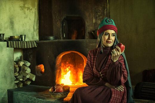 نازنین فراهانی، بازیگر جدید سریال «مستوران»