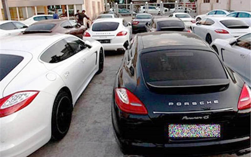 قیمت خودروهای لاکچری در بازار را ببینید