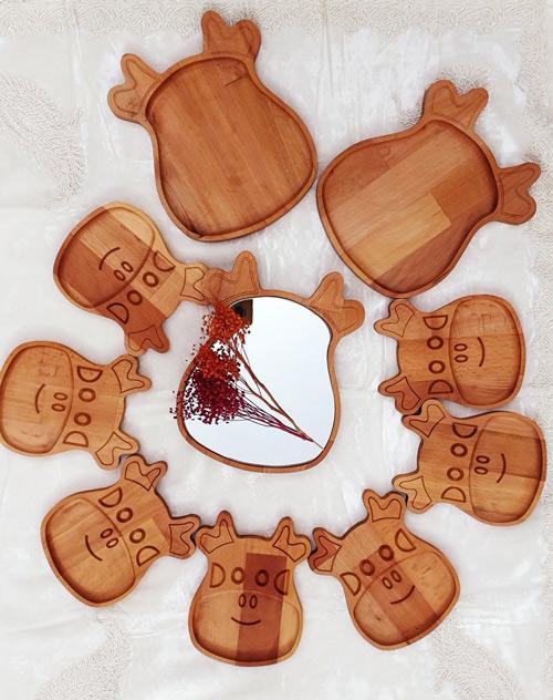 ظروف چوبی و نکات استفاده از آن
