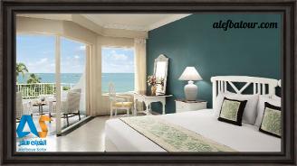 هتل تاج بنتوتا لوکس ترین و زیباترین هتل سریلانکا