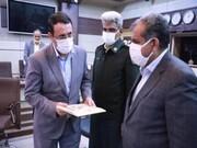 نماینده عالی دولت از شهردار قزوین تقدیر کرد