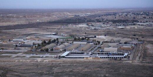 حمله راکتی جدید به پایگاه عینالاسد